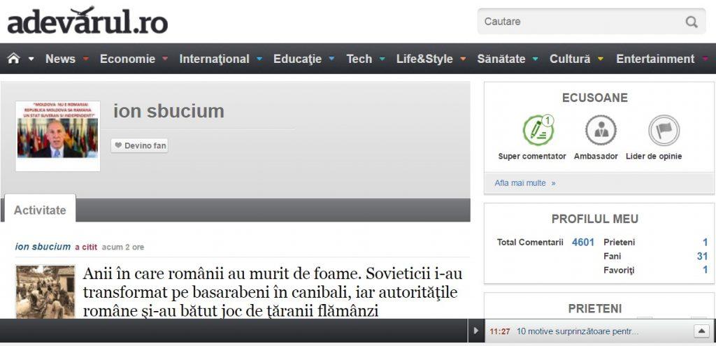 Ion Sbucium