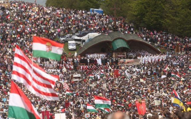 Se va cânta imnul Ungariei la Șumuleu Ciuc? Dimensiunile vizitei Papei Francis in România