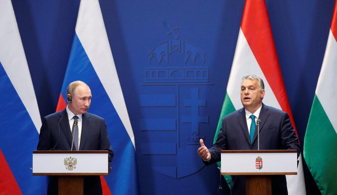 Ungaria deschide ușa propagandei ruse. Cum au ajuns banii UE să finanțeze propaganda Moscovei în presa guvernamentală de la Budapesta?