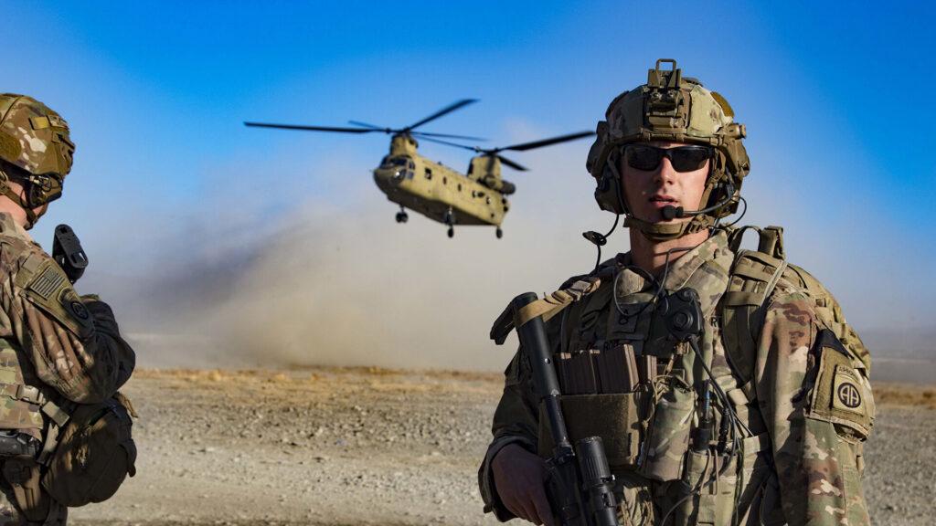 Американские военные на юго-востоке Афганистана - РИА Новости, 1920, 08.07.2020