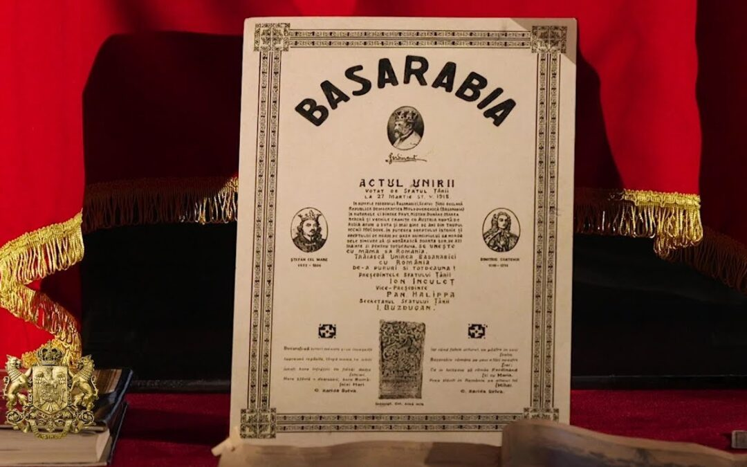 Basarabia, 27 martie 2021: sondajele, Unirea și criza economică (I)