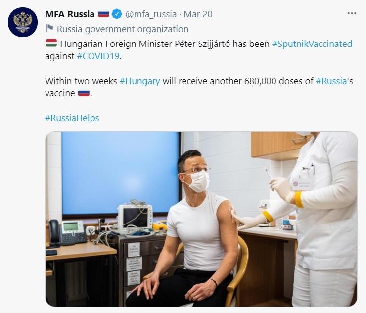 Dan Dungaciu: Oficializarea revizionismului la Budapesta și efectul vaccinului Sputnik asupra domnului Szijjártó