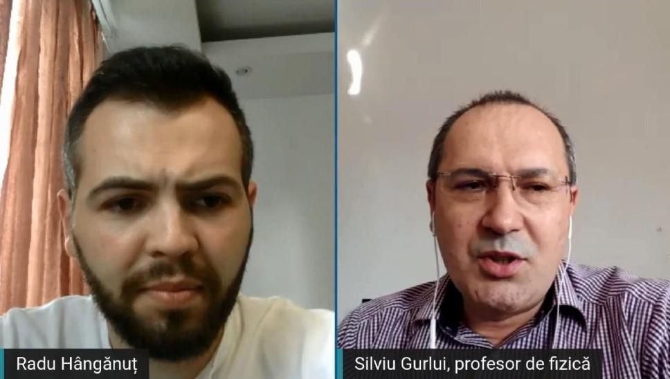STOP CORONAVIRUS DISINFORMATION – Interviu online #6 cu Silviu Gurlui